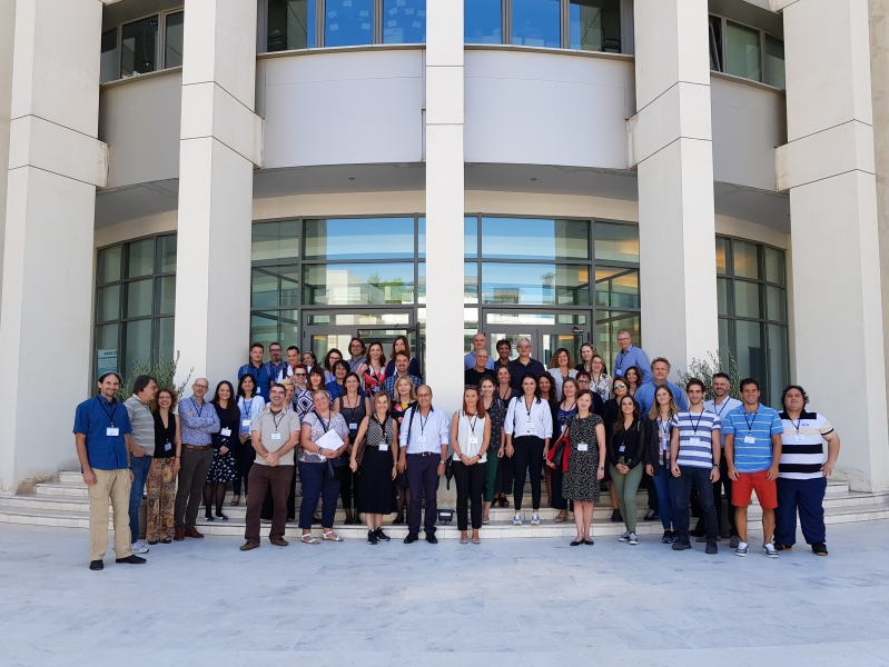 CliniMARK_meeting_Athens_Group_Photo